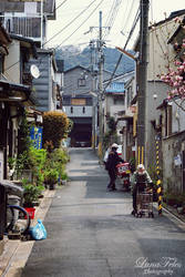 streets of Kyoto 16 by LunaFeles