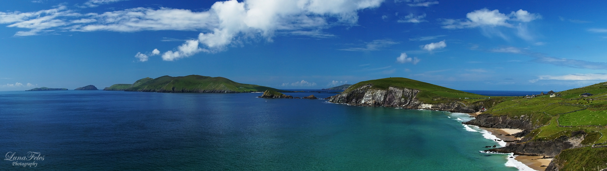 Dingle peninsula by LunaFeles
