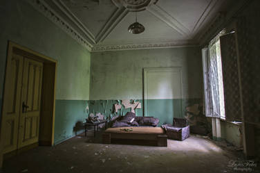 Villa Chimney 4 by LunaFeles