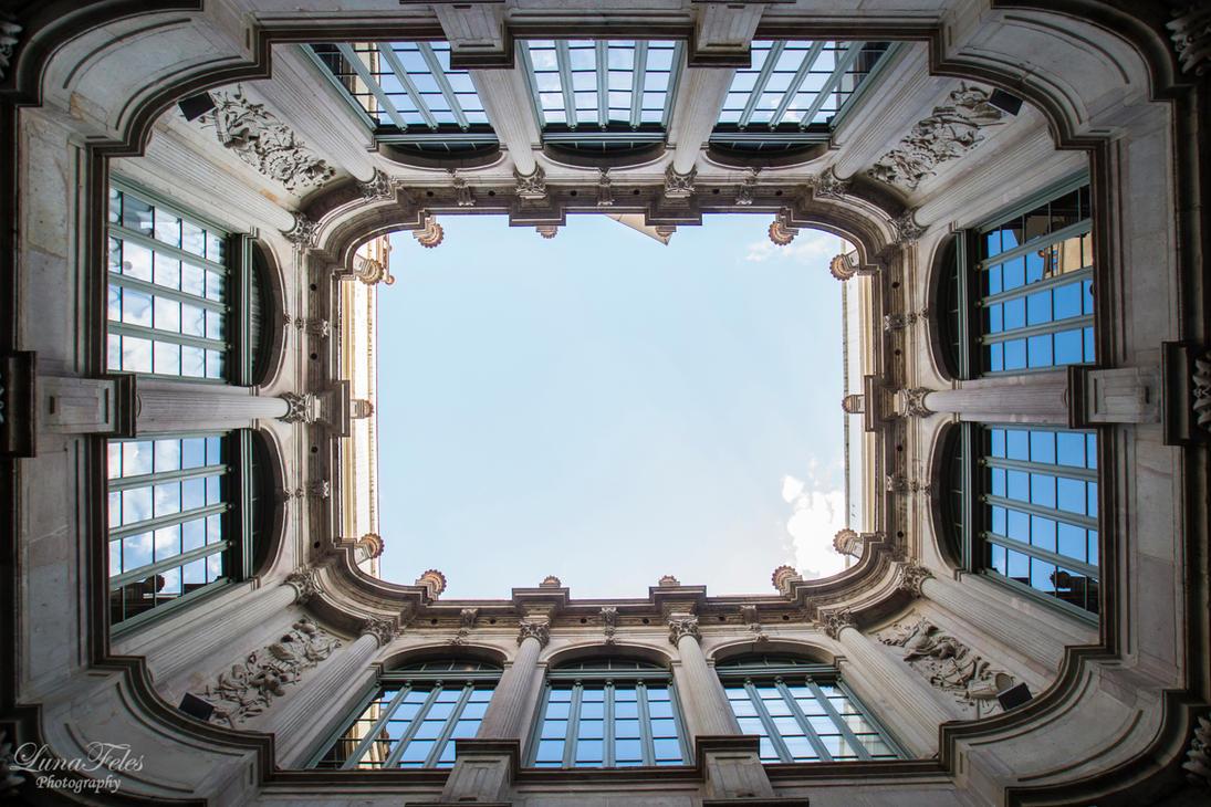 Barcelona by LunaFeles