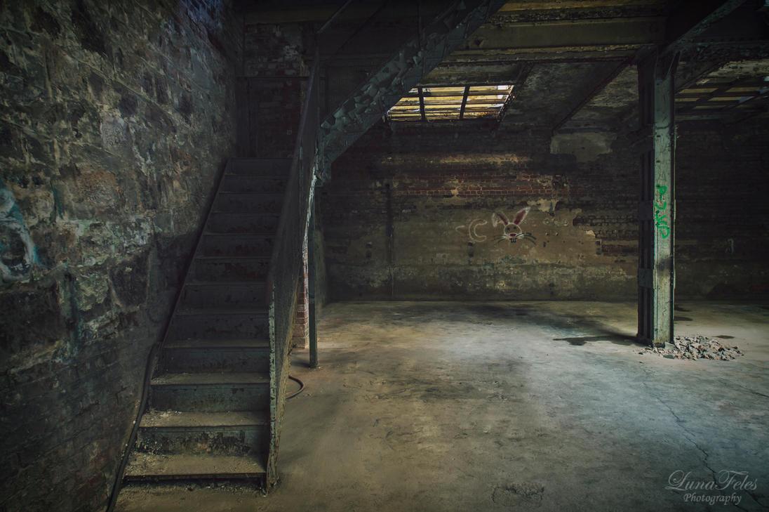 stairs (UMB) by LunaFeles