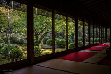 japanese Garden in Fukuoka by LunaFeles