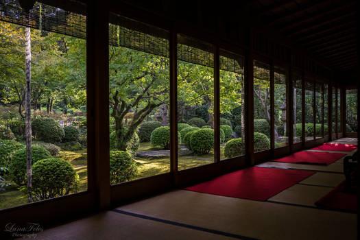 japanese Garden in Fukuoka