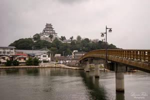 Karatsu Castle by LunaFeles