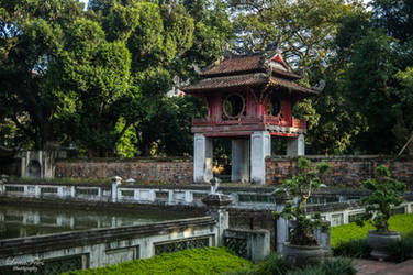 Temple of Literature by LunaFeles