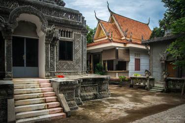 Wat Kesararam by LunaFeles
