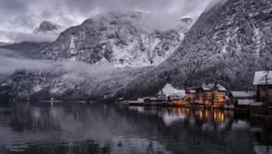 Winter in Hallstatt