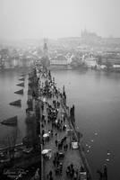 Karluv most. by LunaFeles