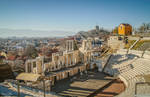 roman theatre of Plovdiv. 2