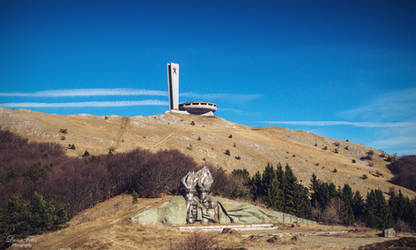 Buzludzha Monument. by LunaFeles