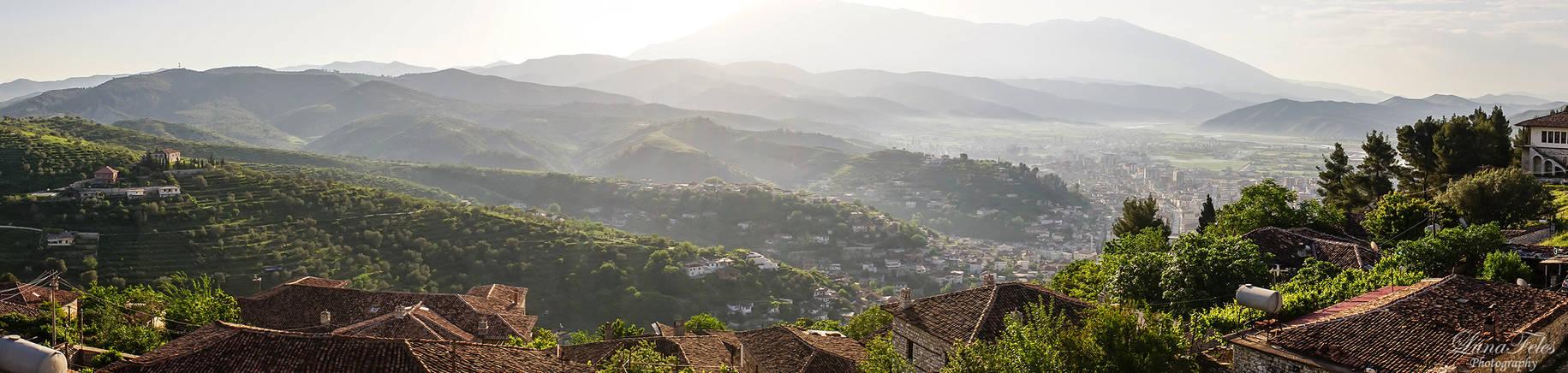 Berat - Panorama