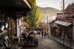 streets of Sarajevo