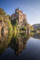 Burg Kriebstein by LunaFeles
