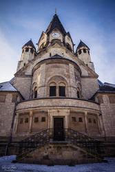 Lutherkirche Chemnitz by LunaFeles