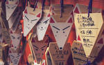 Fushimi Inari by LunaFeles
