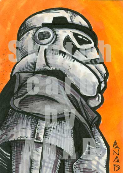 SW Stormtrooper by anad