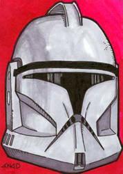 Clone Trooper Helmet by anad