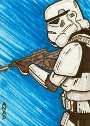 Stormtrooper by anad