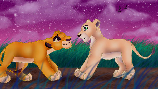 Simba and Nala_the pic