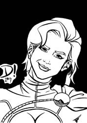 Power Girl by spidertour02