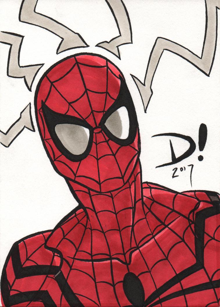 Ben Reilly, Spider-Man! by spidertour02
