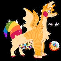 Gachagon - 001 (Mascot)
