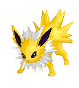 Pokemon Jolteon by XxAmyxXx