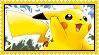 Pikachu Stamp by XxAmyxXx
