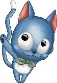 Fairy Tail: Happy by XxAmyxXx