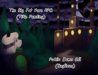 The Big Fat Vore RPG 0.11 by MaxTheBerzerker