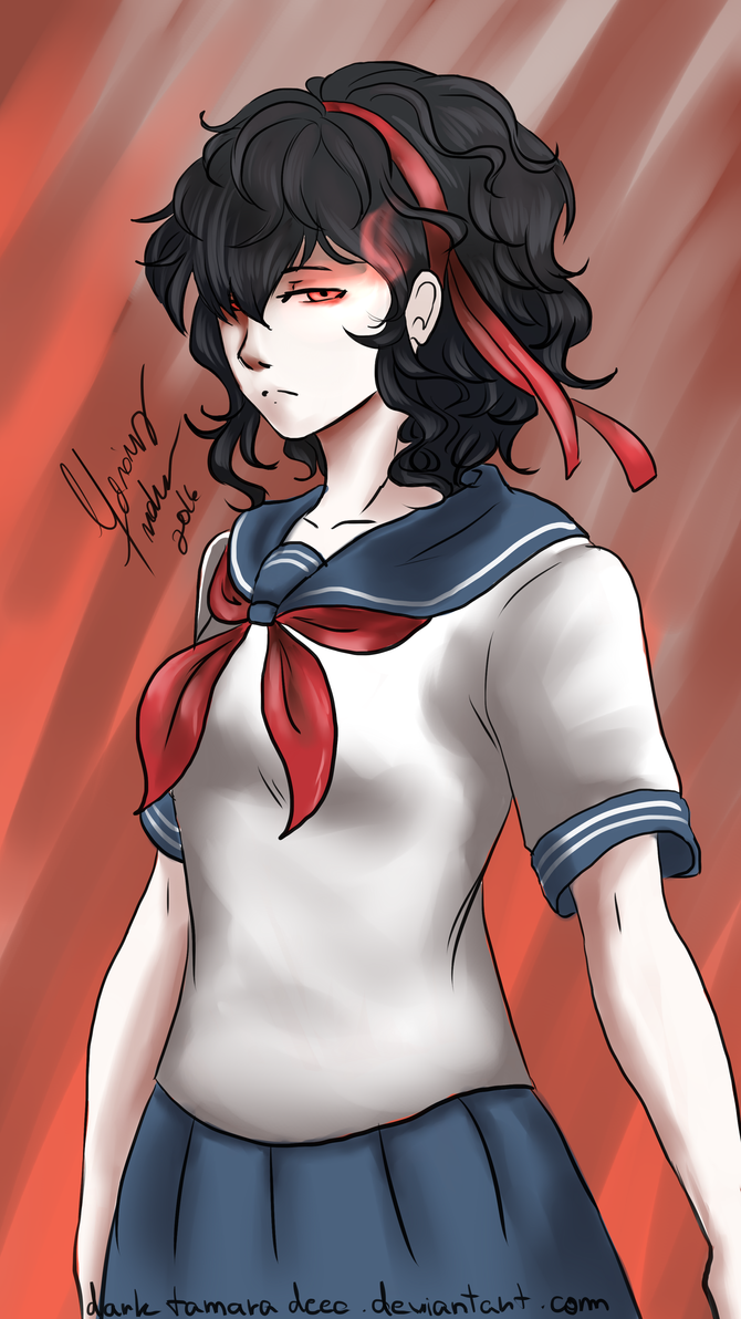 END - Nemesis - [Yandere Simulator] by DarkTamaraDeea