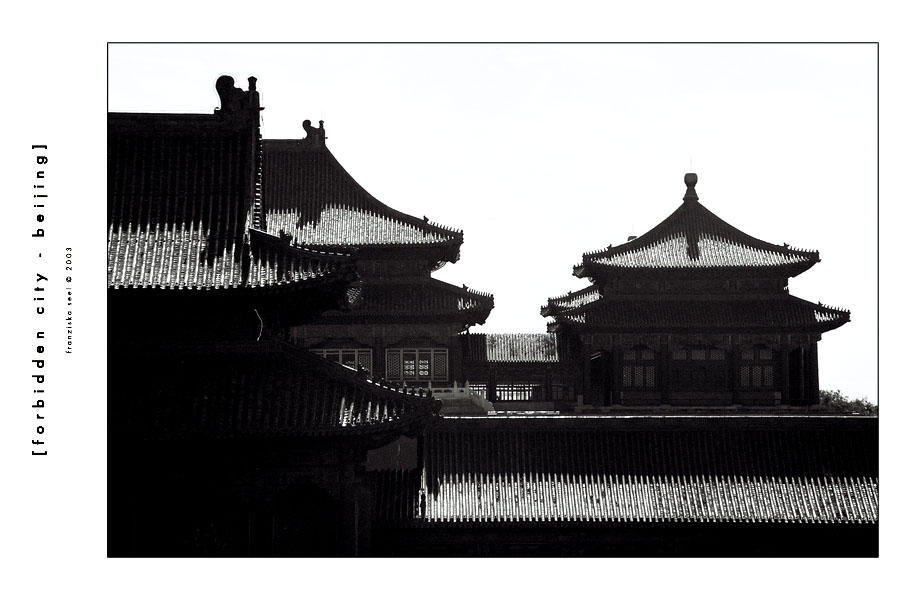 Forbidden City by dekleene