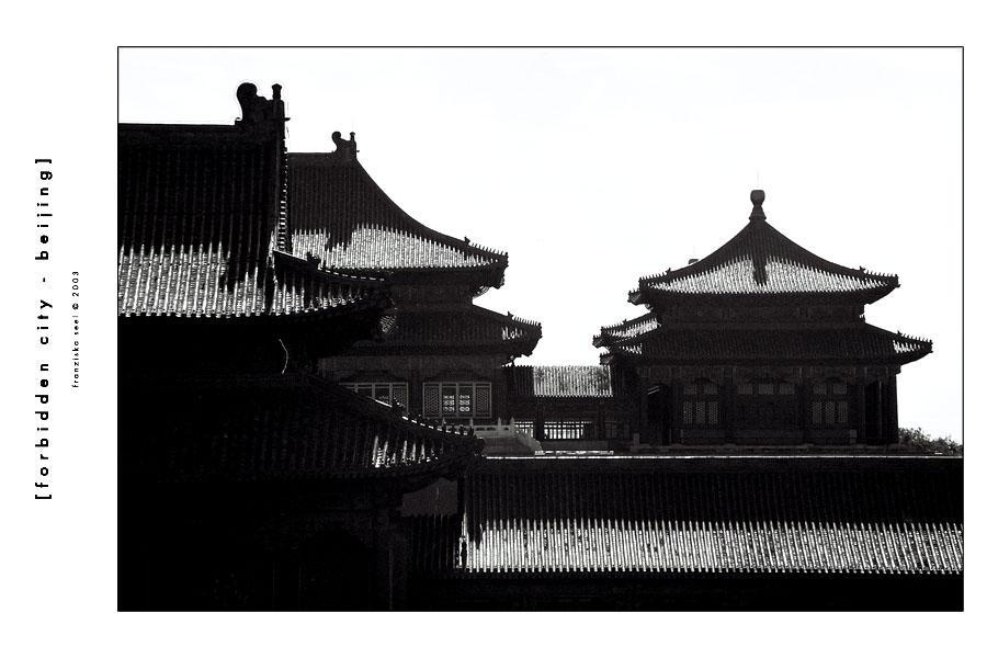 Forbidden City by dekleene