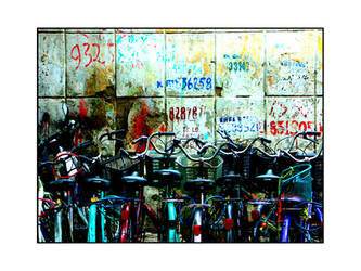 Bikes instead of Bikes by dekleene
