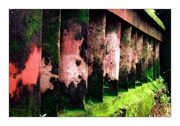 Red and Green by dekleene