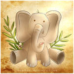 Conrad the Elephant
