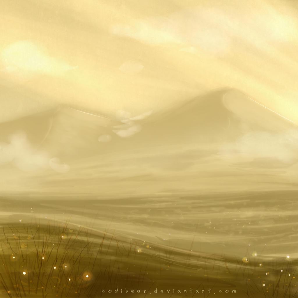 Speedpaint Landscape 1 by CodiBear