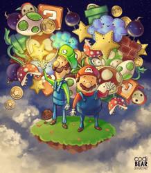 It'sa Mea Mario
