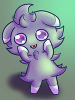 Espurr by cooky-the-cat