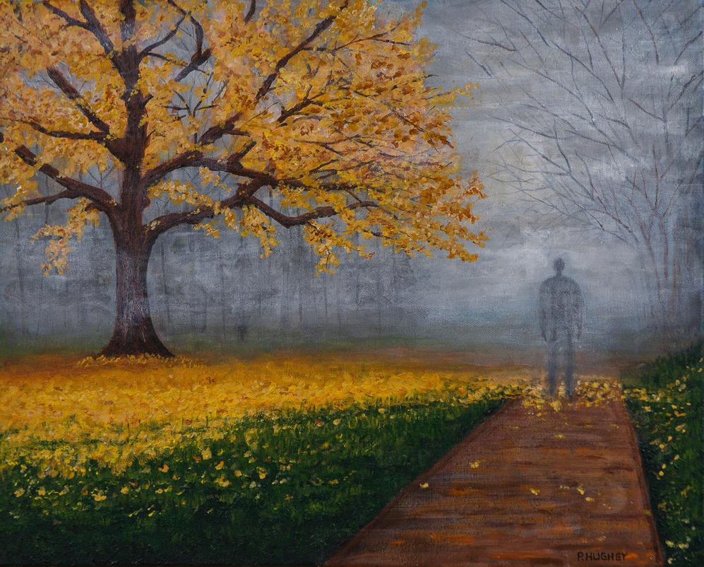 Early Fall by Hugheyp