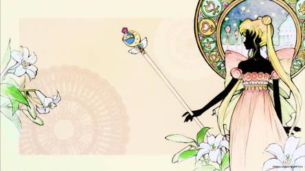 Sailor Moon Crystal - Wallpaper 03