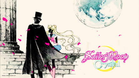 Sailor Moon Crystal - Wallpaper 04