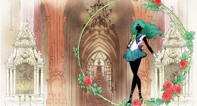 Sailor Neptune - eyecatch