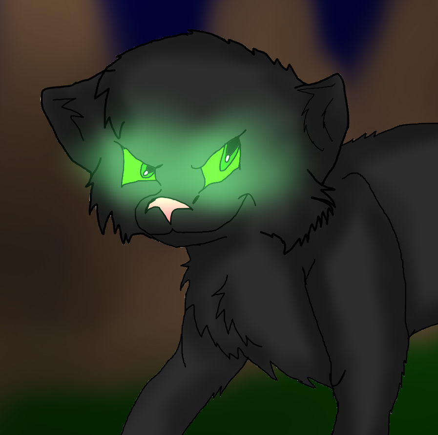 Hollyleaf Warriors Holly leaf, warriors by draconifermay18 on ...