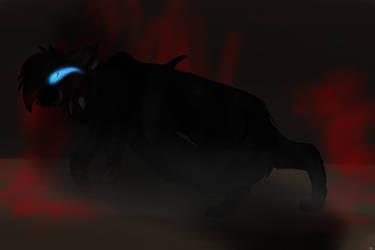 Warriors: Scourge is a badass by Nightclaw5938