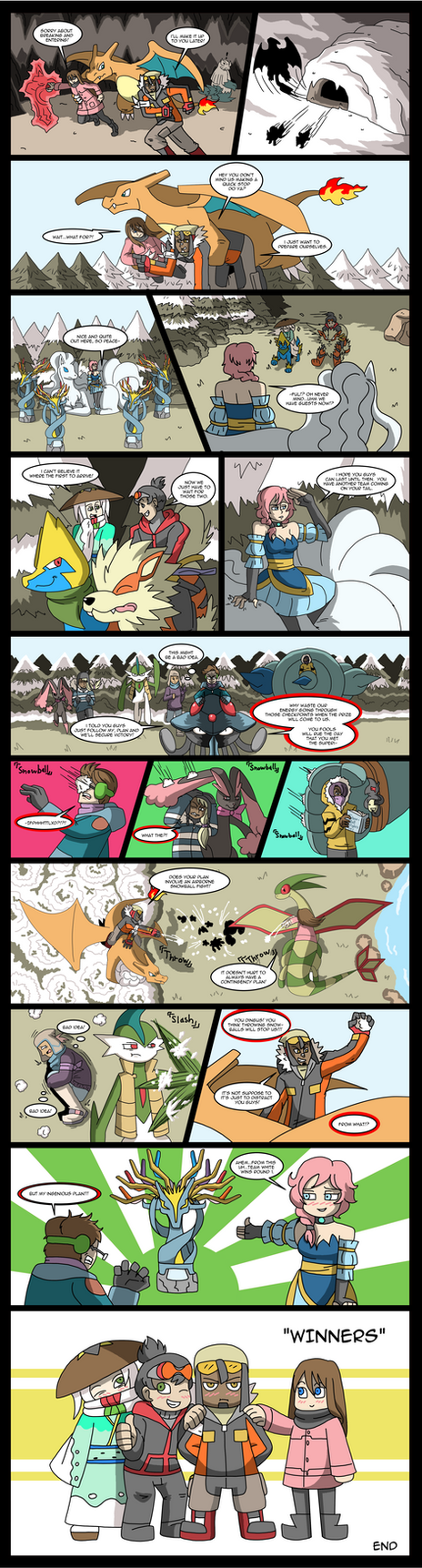 JOCT Round 1 part 2 by ObsidianWolf7