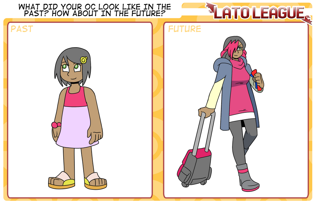 Lato Age meme Zahara by ObsidianWolf7