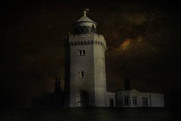 South Foreland at Night