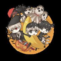 Happy Halloween~ by Ceriri