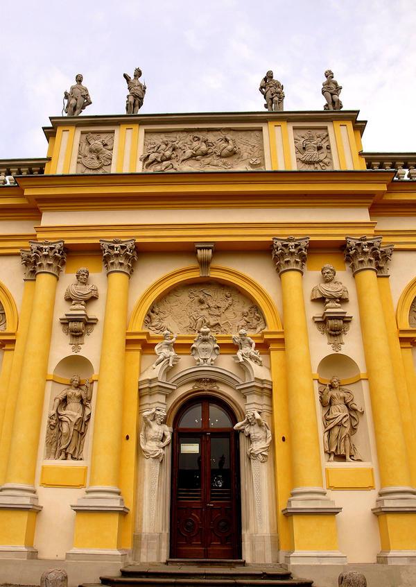 door in sculptures . by HeretyczkaA